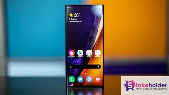 Análise Samsung Galaxy Note 20 Review tela