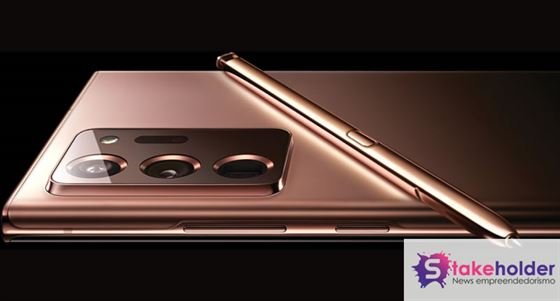 Analise Samsung Galaxy Note 20