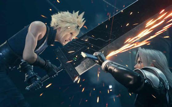 Melhor Jogo de 2020 Final Fantasy 7 Remake