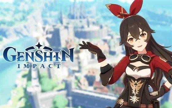 Melhor Jogo de 2020 Genshin Impact