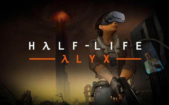 Melhor Jogo de 2020 Half-Life Alyx