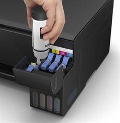 Qualidade de impressão jato de tinta EcoTank L-6191