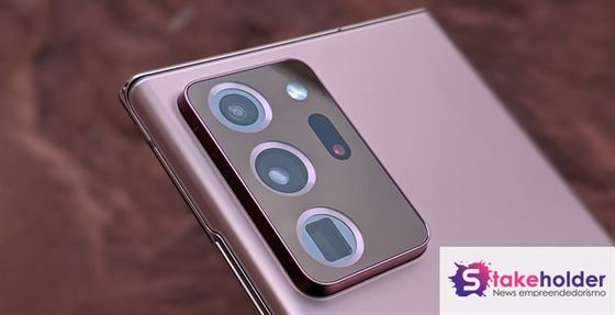 Review Câmera Galaxy Note 20