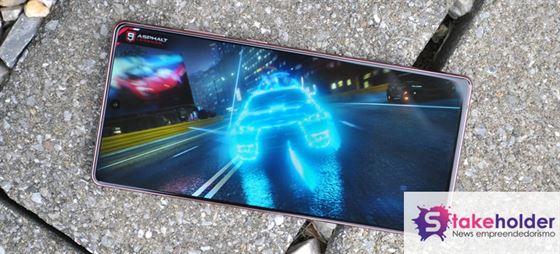 Review Desempenho Samsung Galaxy Note 20