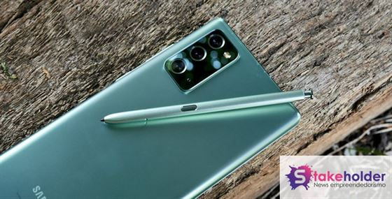 Review Design Samsung Galaxy Note 20