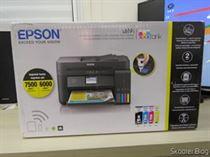 Análise da impressora Epson EcoTank L-6191