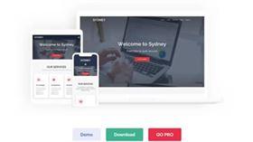 Sydney - O melhor tema WordPress para freelancers