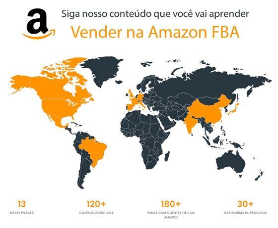 Vender na Amazon FBA