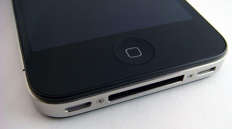 Restaurei meu Iphone mas Meu Botao Home Não Funciona