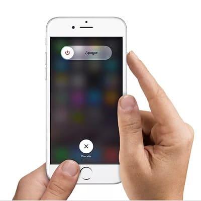 botão home não funciona no iphone