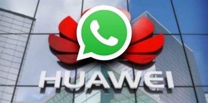 como instalar whatsapp no celular huawei summit