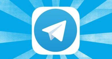 Como mexer no Telegram?